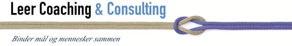 Leer Coaching & Consulting Logo